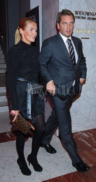Smoktunowicz nosi Louis Vuitton
