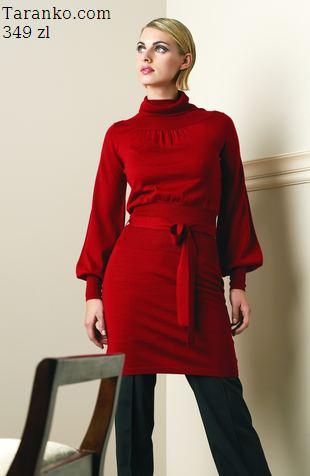 Sweter to czy sukienka?