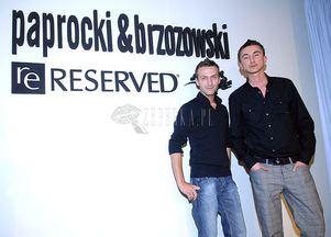 Paprocki & Brzozowski dla Reserved