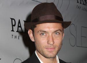 Jude Law od mody nie ucieka