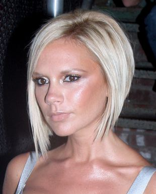 Victoria Beckham Zmieni Fryzurę Zeberkapl