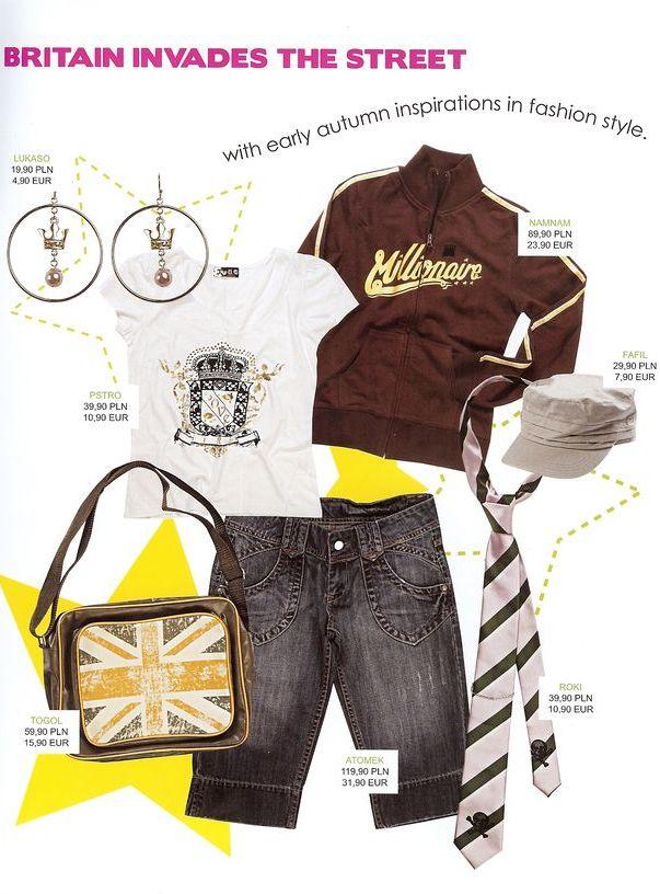 Troll, moda, styl, ubrania, moda jesień 2007, stylizacja, trendy
