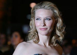 Cate Blanchett, fotki, czerwony dywan, sukienki, kreacje, cekiny