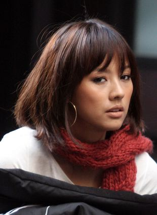 Fryzura Hyori Lee (FOTO)