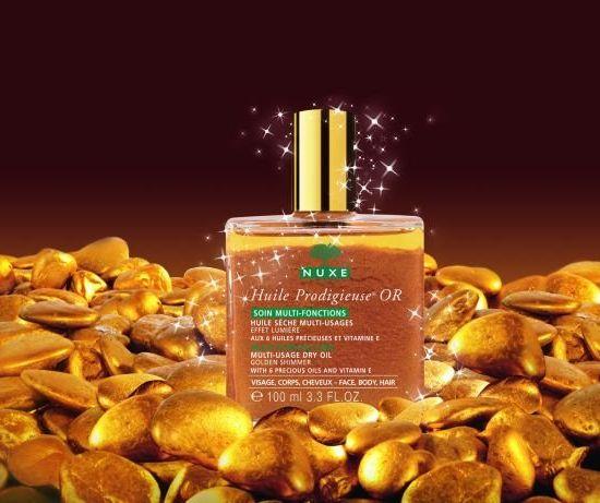 5 olejków, które nadzdzą Twojej skórze złoty kolor