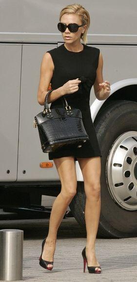 Sukienka Victorii Beckham wywołuje szał