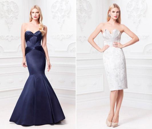 Zac Posen i jego ślubne suknie dla David's Bridal