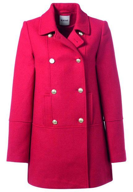 Kolorowe płaszcze - przegląd trendów jesień zima 2013/14