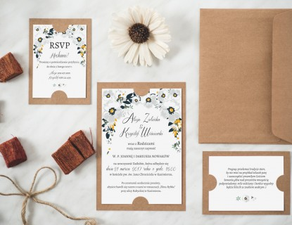 Jaki typ zaproszenia ślubnego wybrać?
