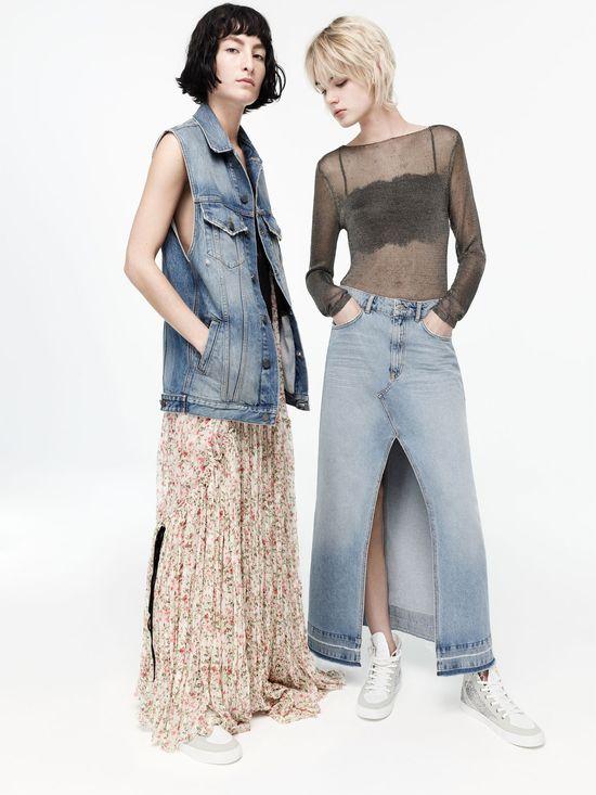 Zara The Spring Report - Nowy katalog z gorącymi trendami...