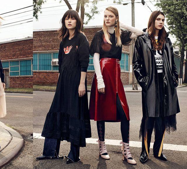 Zara TRF - Jesień 2016 w młodzieżowym wydaniu w nowej kampanii
