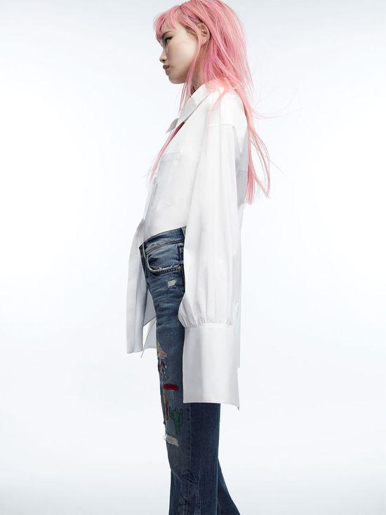Zara Comic Meets Denim - Kreskówki i jeans w roli głównej