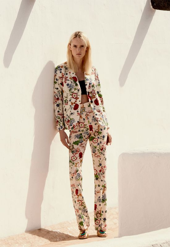 Pierwszy powiew lata w nowym lookbooku Zara Summer Breeze