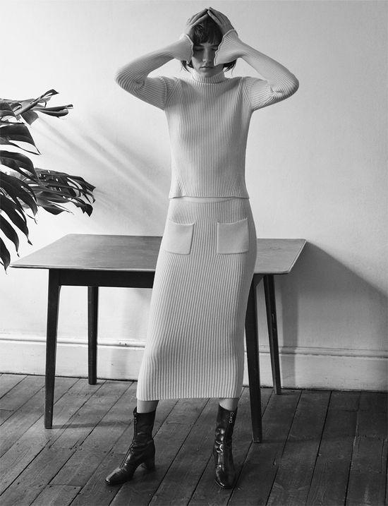 Zara Knit Edit - Ciepłe modne swetry na jesień 2016