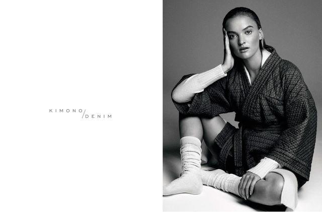 Zara Home Lungewear - Nowa domowa kolekcja ubrań (FOTO)