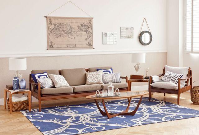 Nowa kolekcja Zara Home - Lato w salonie (FOTO)