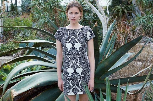 Zara Online - Nowy majowy trend w sieci Summer Prints