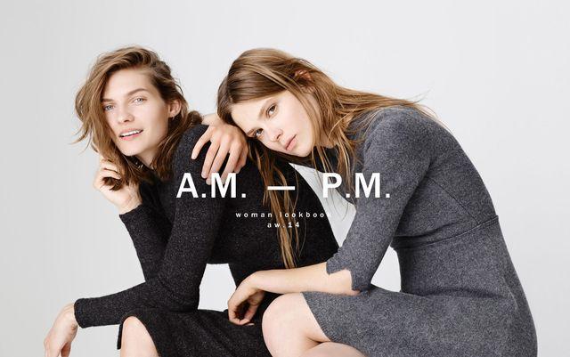 Zara A.M.-P.M. - Nowy listopadowy lookbook sieciówki (FOTO)