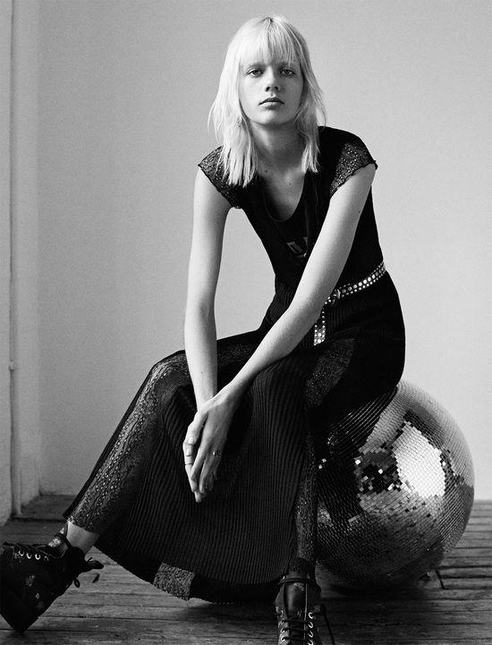 Zara TRF Pretty in Punk - Zadziorna młodzieżowa kolekcja na zimę 2016