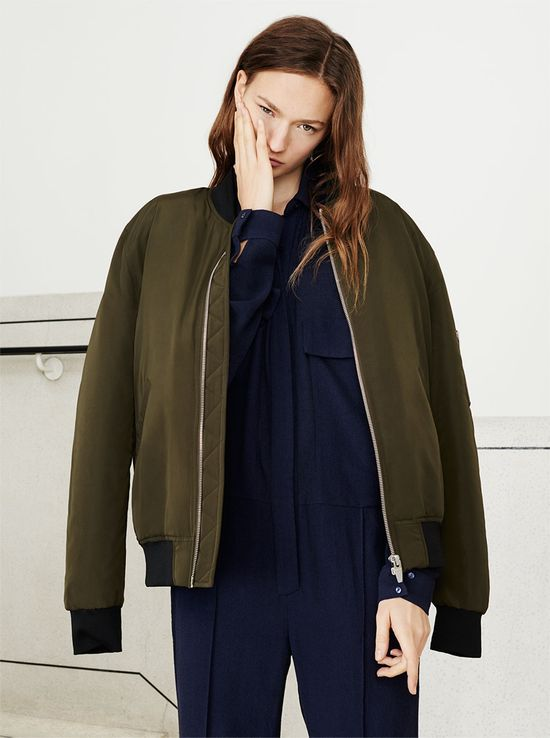Zara The Coat Edit