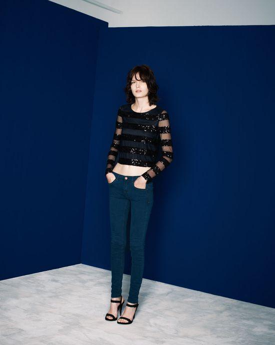 Zara lookbook evening 2013