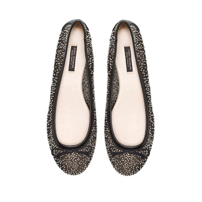 Zara buty wiosna 2013