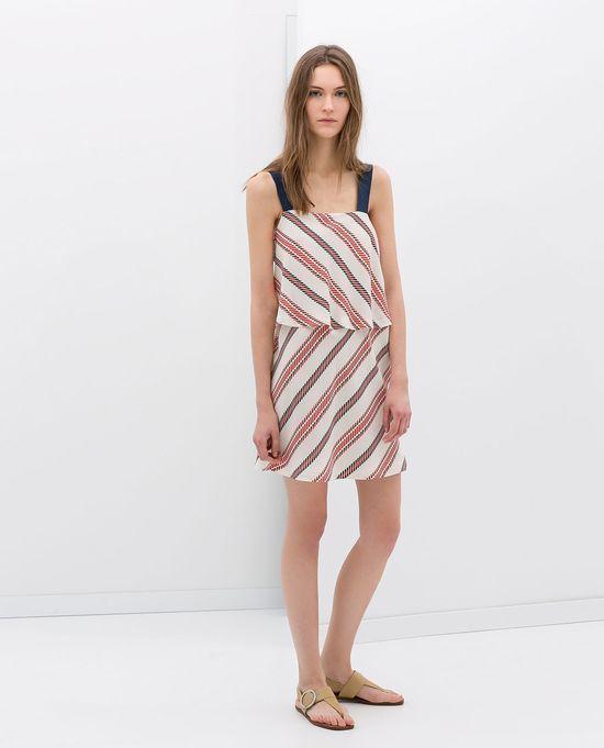 Przegląd letnich sukienek - Zara (FOTO)