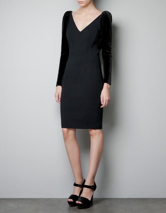 Zara: sylwestrowe sukienki z wyprzedaży