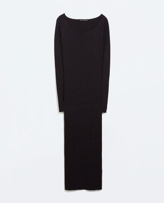 Hit jesieni - Modne dzianinowe sukienki (FOTO)