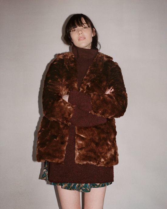 Zara TRF - Młodzieżowy lookbook z propozycjami na zimę
