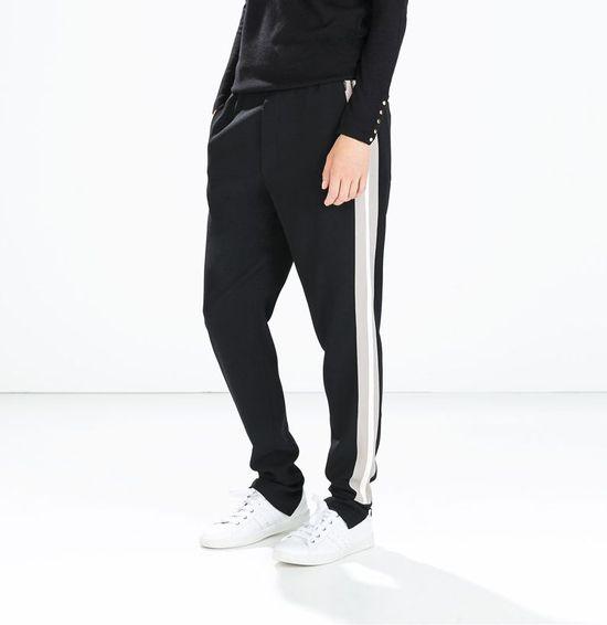 Jesienny przegląd dresów - spodnie nie tylko na siłownię!