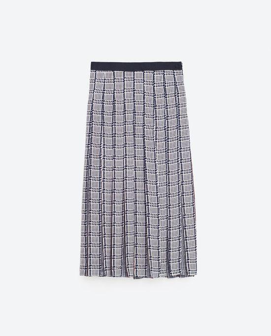 Stylizacje z spódnicą plisowaną - Jak je nosić jesienią 2016