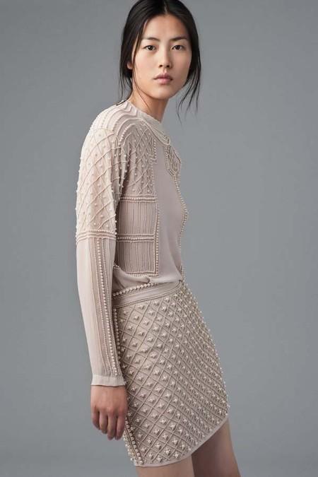 Zara jesień 2012 - lookbook sierpień