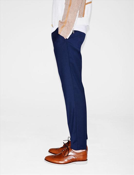 Zara Men kolekcja wiosna-lato 2013