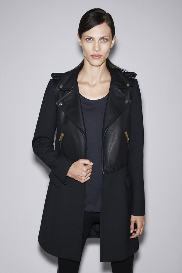 Lookbook Zara październik 2012