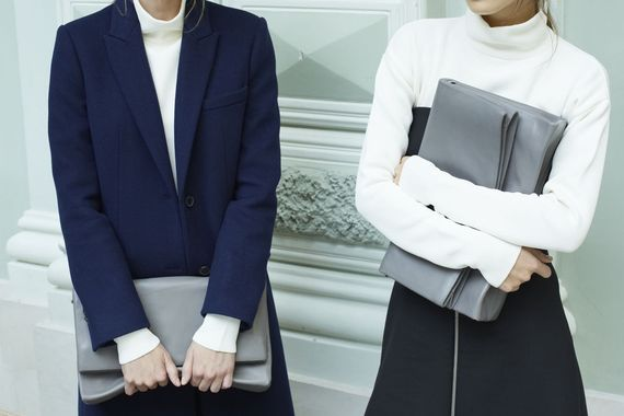 Zara lookbook wrzesień 2013