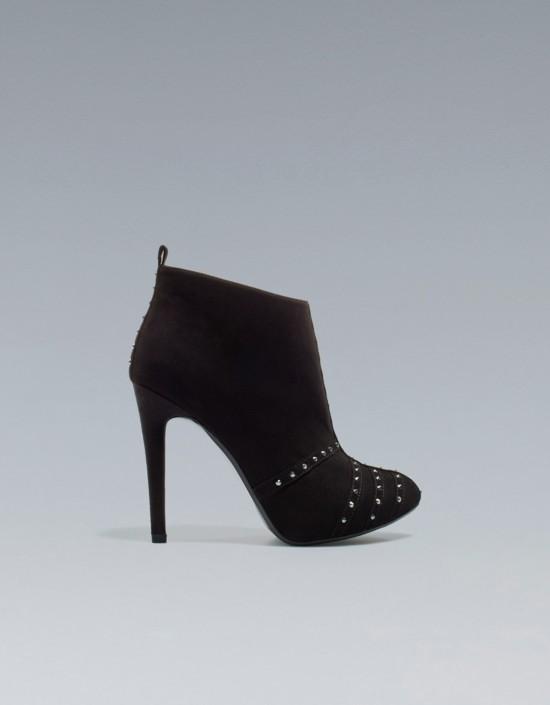 Zara – buty na studniówkę z wyprzedaży