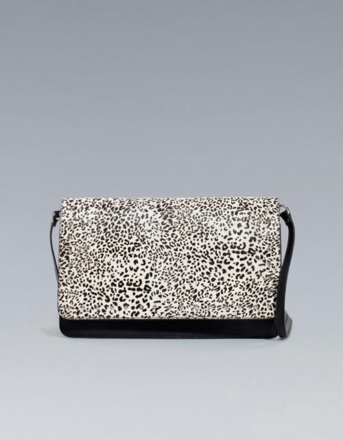Przegląd torebek Zara jesień 2012