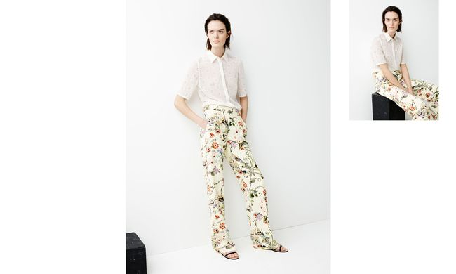 Zara - lookbook na wiosnę 2015 (FOTO)