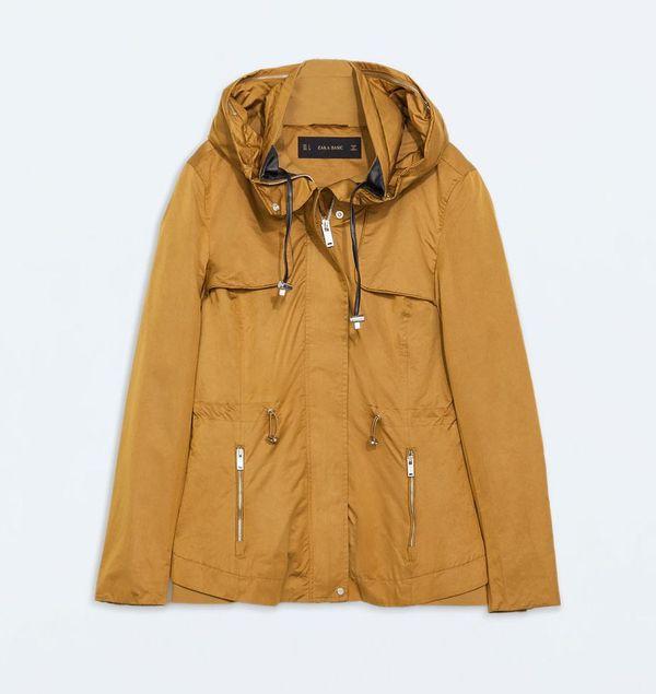 Na niepogodę - kurtki przeciwdeszczowe i wiatrówki (FOTO)