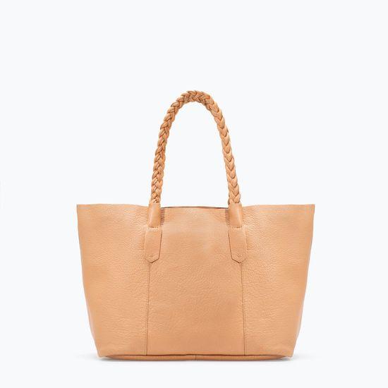 Wyprzedażowa oferta Zary - Modne torebki i buty (FOTO)