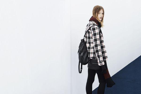 Zara TRF lookbook sierpień-wrzesień 2013