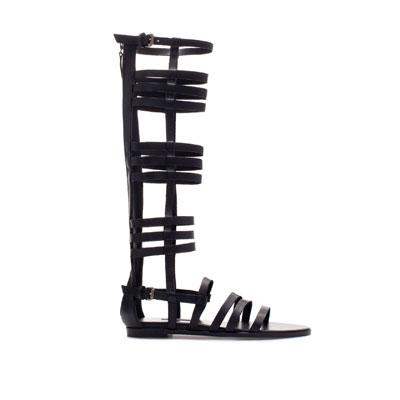 Zara - przegląd letnich sandałów
