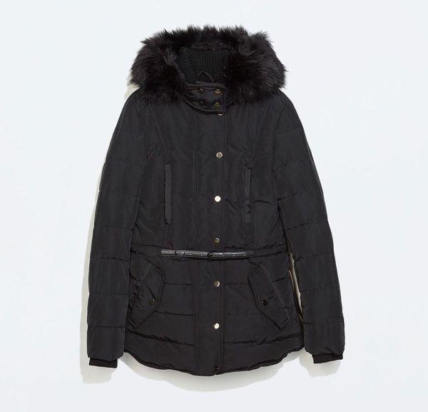 Trzymaj się ciepło... w puchowej kurtce - przegląd sieciówek