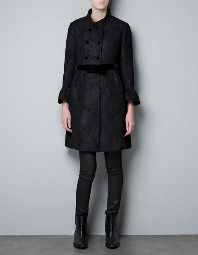 Przegląd nowości Zara jesień 2012
