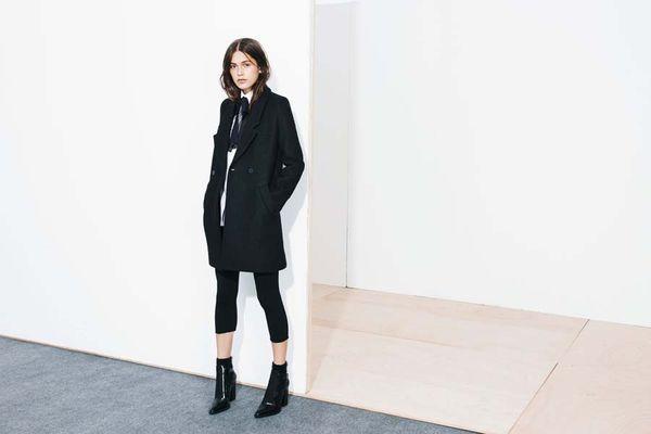 Zara TRF lookbook pażdziernik 2013