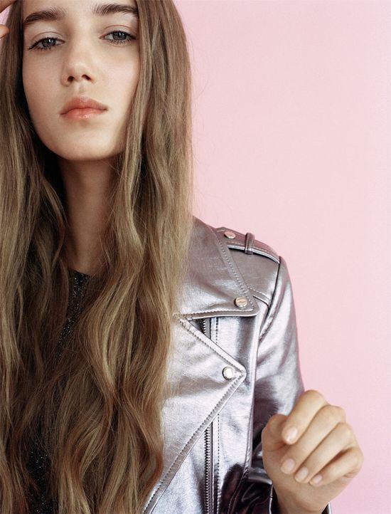 Zara Metallics - Połysk w młodzieżowym wydaniu na jesień 2016