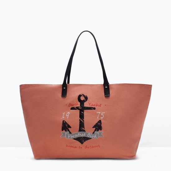Wyprzedażowe hity na lato - Plażowe torby i shopperki