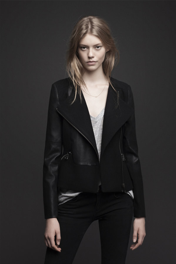 Lookbook Zara Trf jesień-zima 2012/2013