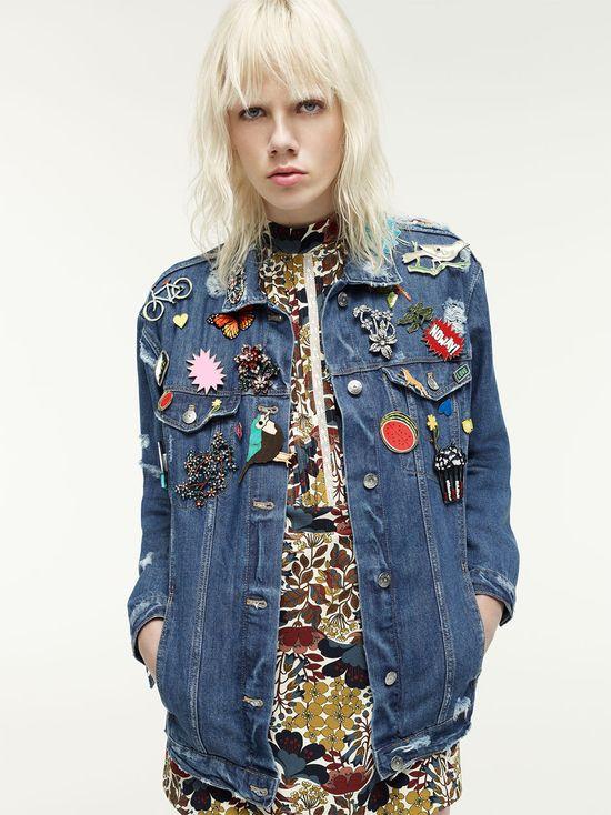 Zara TRF A New Grunge -